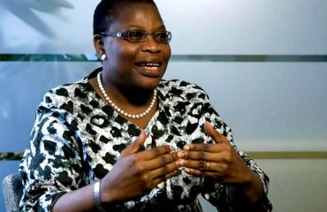 Obiageli Ezekwesili (popularly known as Oby Ezekwesili